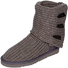 Kemi Women's Classic Knit Sasha Tall Toggle Winter Boot