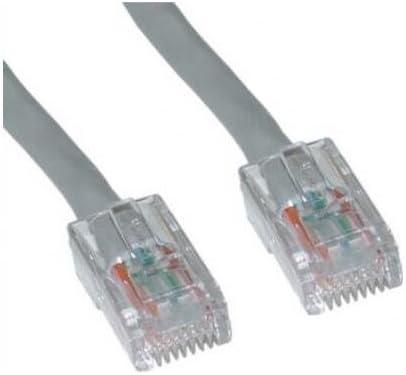 PTC UTP-5E100B Light Grey 100ft Premium Cat5e 350mhz Stranded Network Cable