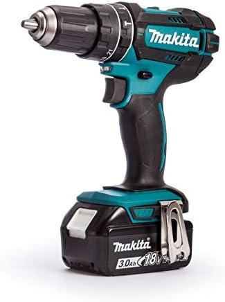 Makita DLX2131JX Twin Pack DHP482 Combi 2 batteries DTD152 visseuse
