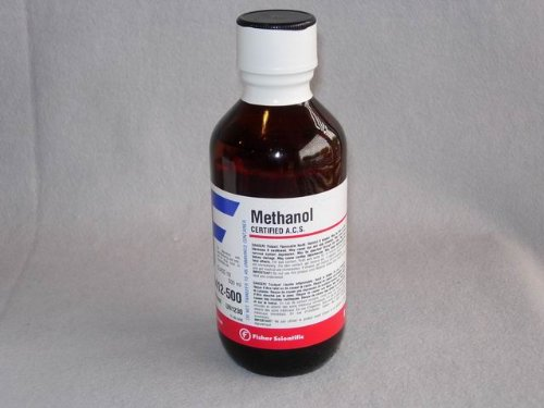 Methyl Alcohol (ACS) Anhydrous - 500 mL (1 x 500 mL)