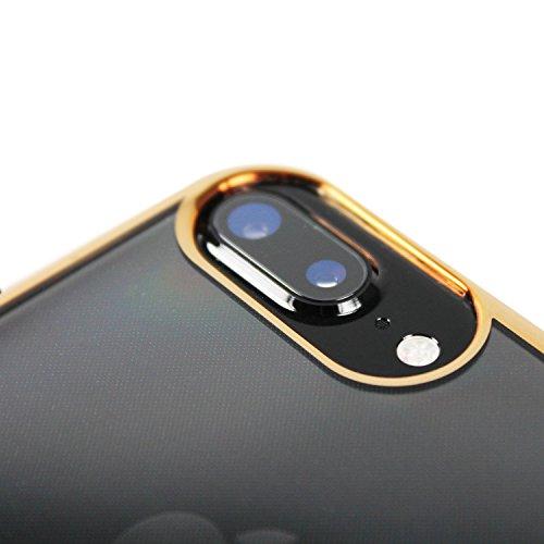 Hertha BSC Pro Case - Mittelstürmer - iPhone 8 Plus, iPhone 7 Plus und iPhone 6 Plus Hülle Gold