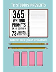 365 Writing Prompts: 2020 Edition