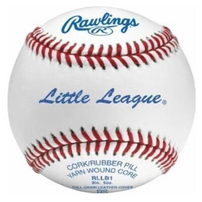 (Rawlings RLLB1-DZ Little League Baseball - NEW - Retail - RLLB1-DZ)