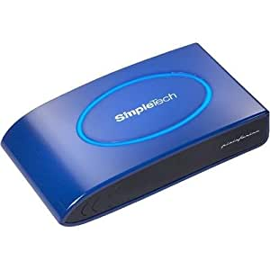 SimpleTech SimpleDrive SP-U35/320 320 GB USB 2.0 External Hard Drive (designed by Pininfarina)