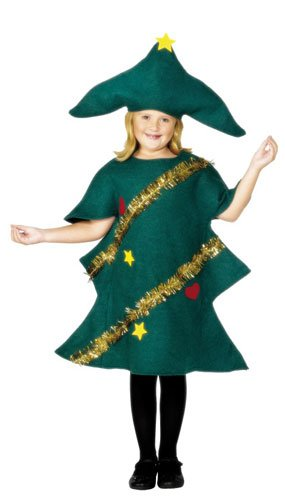 Christmas Tree Costume (Size Medium)  sc 1 st  Amazon UK & Christmas Tree Costume (Size Medium): Amazon.co.uk: Kitchen u0026 Home