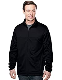 Performance F7260 Mens 100% Polyester Full Zip Jacket