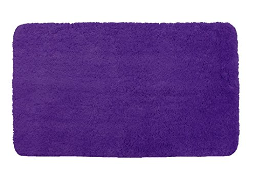 Ultra Soft Absorbent Spa Microfiber Bath Rug, 24x40