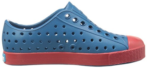Sneaker Kid's Native Rover Midnight Slip Blue On Jefferson Red dzqqFwI