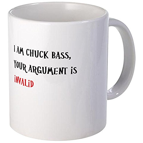 CafePress - Chuck Bass Mug - Unique Coffee Mug, Coffee Cup