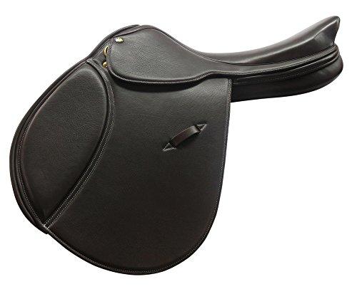 Henri de Rivel Belmont Cut Back Close Contact Saddle
