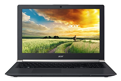 Acer Aspire V Nitro VN7-571G-53G4 PC Portable Gamer 15 Noir (Intel Core i5 8 Go de RAM Disque Dur 1 To  SSD 8 Go NVIDIA GeForce GTX 950M 5500 Mise  jour Windows 10 gratuite)