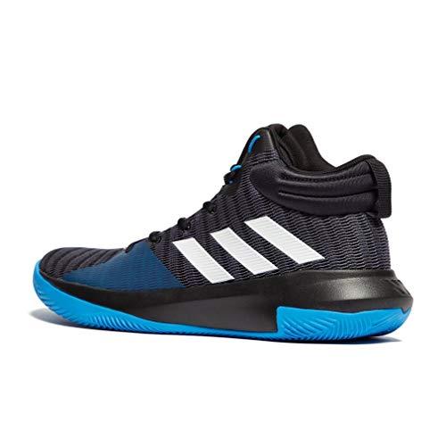 ftwwht Pro cblack brblue Basketball 2018 De Chaussures Cblack Homme ftwwht Noir Elevate Adidas brblue zxfqdwBB