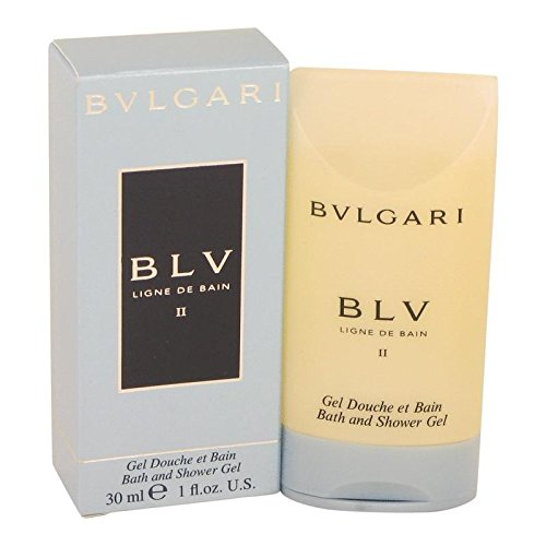 BLV II by BVLGARI for Women Bath and Shower Gel 1.0 oz.