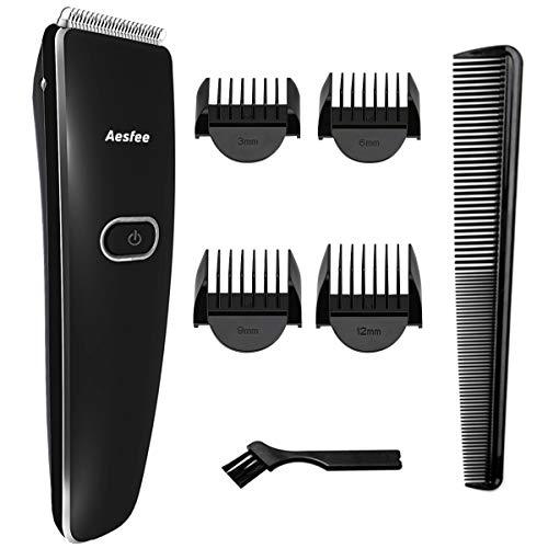Tondeuse Cheveux Homme Professionnel Tondeuse Barbe Electrique Usb Rechargeable Ebay