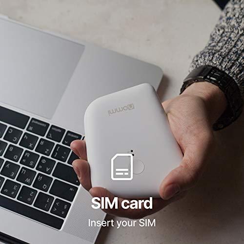 Nommi: Mobile Hotspot | Secured 4G LTE Unlocked Wi-Fi Hotspot Device | Pay-as-You-Go Portable MiFi Hotspot | VPN | Wi-Fi…