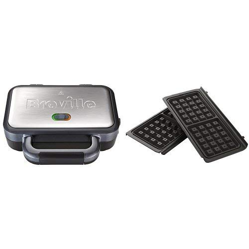 Breville VST041 Deep Fill Sandwich Toaster and Waffle Plates