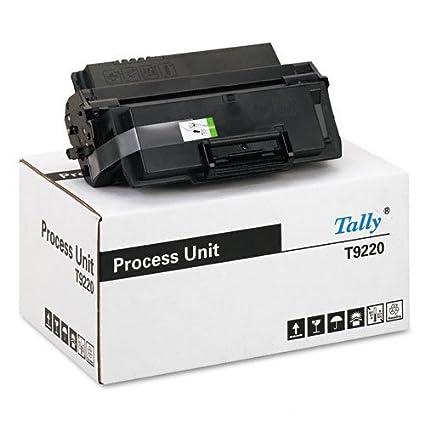 TallyGenicom High Capacity Toner Cartridge Negro - Tóner para ...