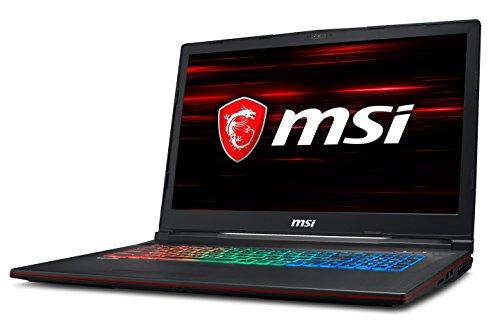MSI GP73 Leopard 8RE-062UK 17.3-Inch Gaming Laptop - (Black) (Intel i7...