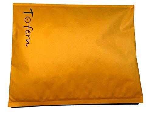Tofern Boardshorts Badeshorts Badehose mit Hosetaschen locker schnell trocknend farbig See Sandstrand Camping Surfen, Orange M