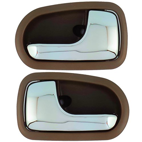 02 mazda protege door handle - 9