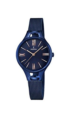 Festina Klassik F16953/2 Wristwatch for women Design Highlight