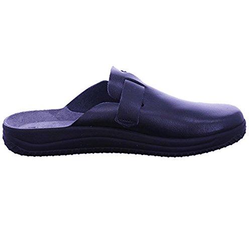 Rohde Herren Triest Clogs Blau (Ocean 56)