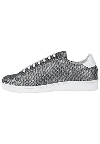 Maruti , Baskets pour femme white + silver