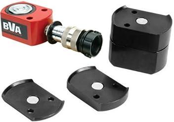 3//8-18 NPTF BVA Hydraulics CMH6 6-Port Hex Manifold