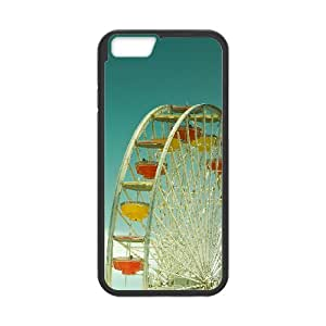 New Style Ferris Wheel Image Phone Case For iPhone 6,6S