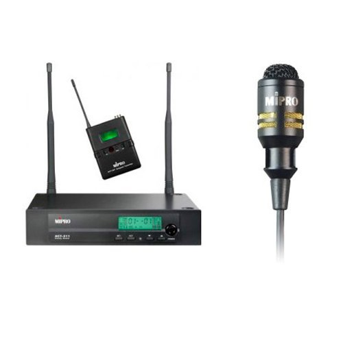 MIPRO ACT-311/ACT-30T Single Channel Bodypack Wireless System with Lavaliere Microphone ()