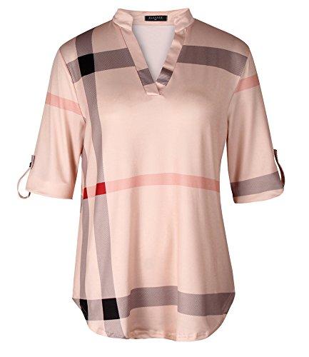 Long Sleeve Pattern Shirt - 6