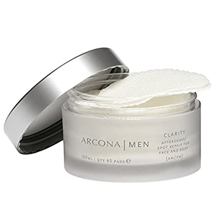 ARCONA Clarity Aftershave Pads