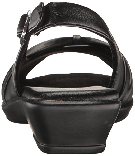 Easy Street Women's Fantasia Heeled Sandal Black 66WspA