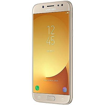 "Samsung Galaxy J7 Pro 2017 (16GB) J730G - 5.5"" Full HD Unlocked Phone with Finger Print Sensor (US & Latin 4G LTE) by Samsung"