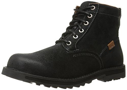 Keen - Zapatos de cordones para mujer negro negro sTxcj