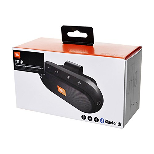 Jbl - Trip Portable Bluetooth Speaker - Black