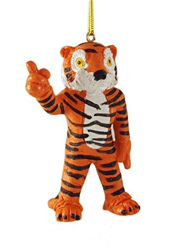 (Clemson Tigers Mascot Hanging Tree Ornament)