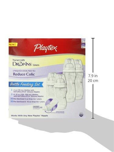 Playtex BPA Nurser with In Set