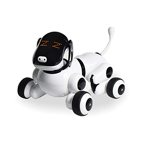 Contixo Puppy Smart Interactive Robot Pet Toy for Kids, Voice, App, and Touch Controlled by Contixo (Image #5)