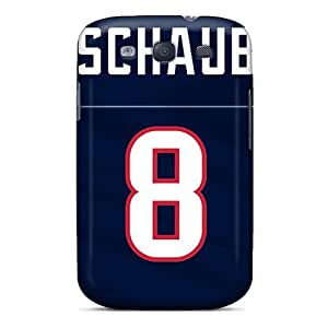 High Impact Dirt/shock Proof Cases Covers For Galaxy S3 (houston Texans)