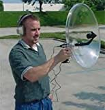 Parabolic Mic System with Broadcast Quality