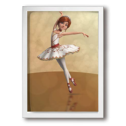 Little Monster Cool Dancer HD Non-Framed Oil Paintings On Canvas Wall Decor Modern Art for Child Bedroom