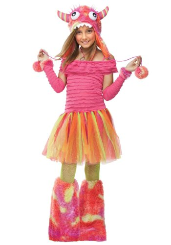 Monster Costumes - Wild Child Monster Kids Costume