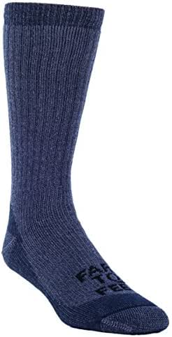 Farm 2 Feet Columbus - Traditional Medium Weight Boot Sock Tactical comes with a Helicase sock ring