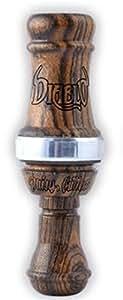 RNT DC Diablo Single Reed Duck Call (Bocote)