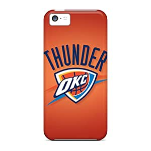 ZhiqiangYao Shockproof Scratcheproof Oklahoma City Hard Cases Covers For Iphone 5c