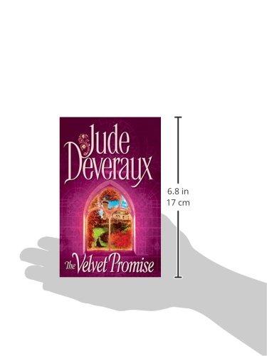 The Velvet Promise Jude Deveraux 9780671739744 Amazoncom Books
