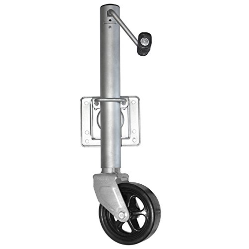 - 4012054 Shoreline Marine Trailer Jack Swing-Up 800lb-Zinc