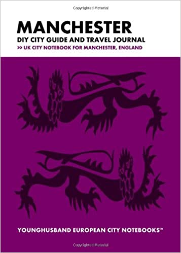 Manchester DIY City Guide and Travel Journal: UK City