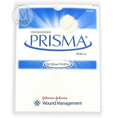 Promogran Prisma Matrix Wound Dressing #MA123 (19.1 sq. in.) ( Box of 10) by Promogran